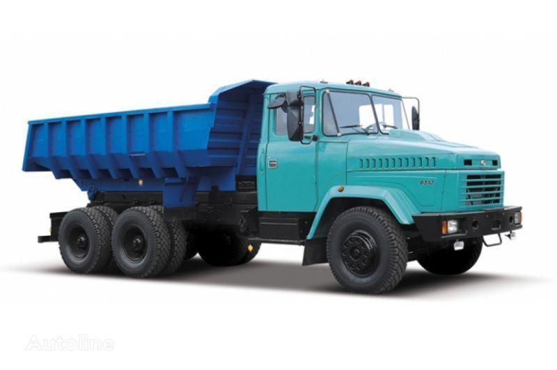 ανατρεπόμενο φορτηγό KRAZ 6510 tip 1