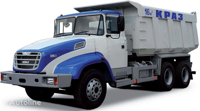 καινούριο ανατρεπόμενο φορτηγό KRAZ S18.1
