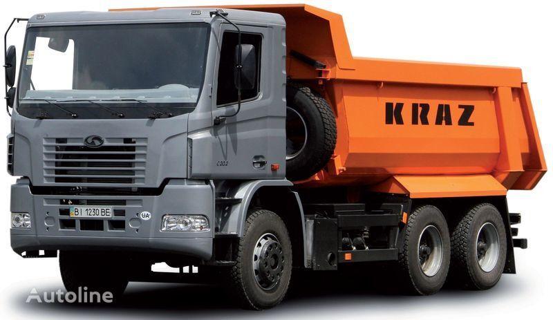 καινούριο ανατρεπόμενο φορτηγό KRAZ S20.2