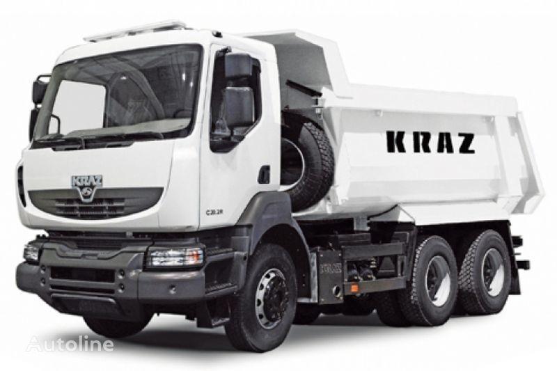 ανατρεπόμενο φορτηγό KRAZ S20.2R