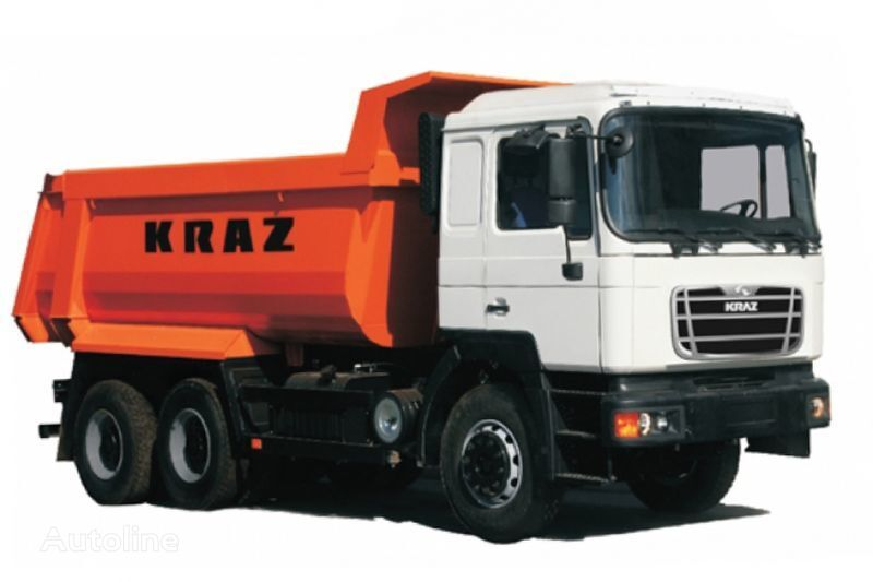 ανατρεπόμενο φορτηγό KRAZ S20.2M