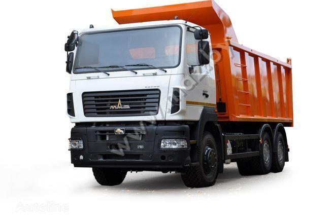 καινούριο ανατρεπόμενο φορτηγό MAZ 6501B9-420-000