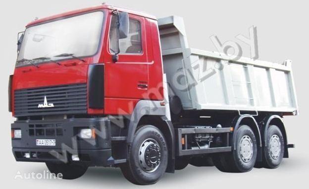 καινούριο ανατρεπόμενο φορτηγό MAZ 6501A5