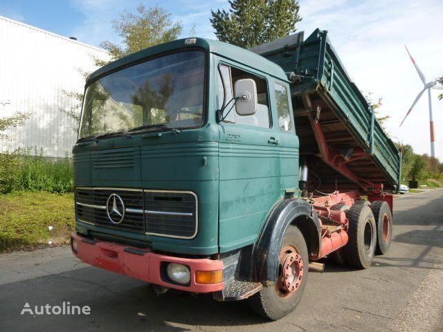 ανατρεπόμενο φορτηγό MERCEDES-BENZ LPK 2232