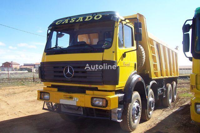 ανατρεπόμενο φορτηγό MERCEDES-BENZ SK 3534 K