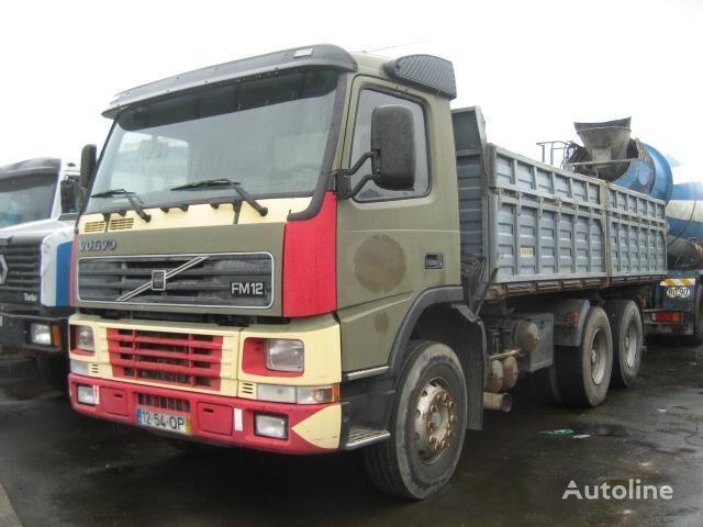 ανατρεπόμενο φορτηγό VOLVO FM12