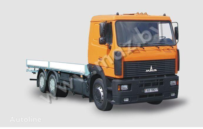 φορτηγό καρότσα MAZ 6312 A5