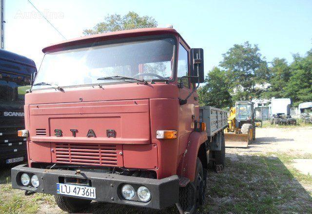 φορτηγό καρότσα STAR 1142 truck lorry pritsche