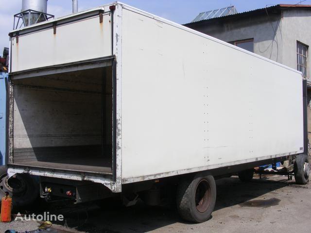 φορτηγό καρότσα prachotěsná nástavba MONTEX