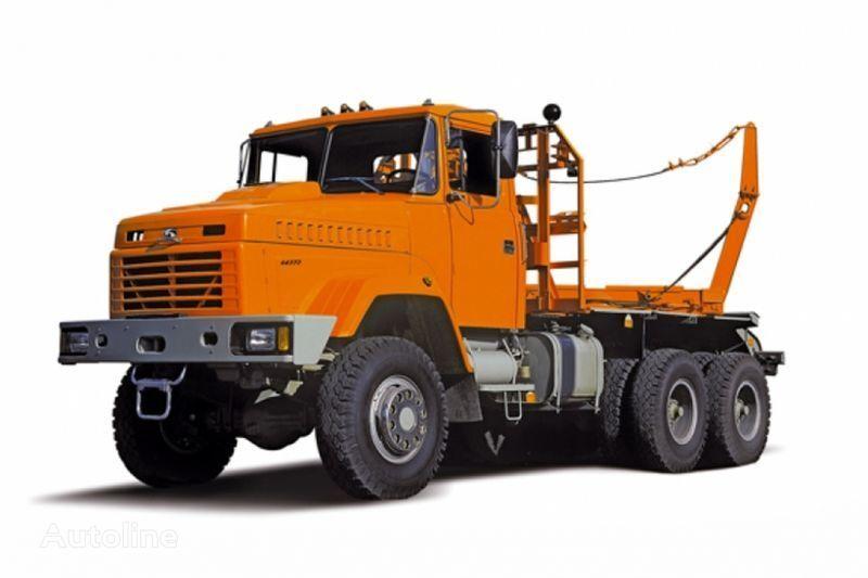 φορτηγό μεταφοράς ξυλείας KRAZ 64372 tip 2
