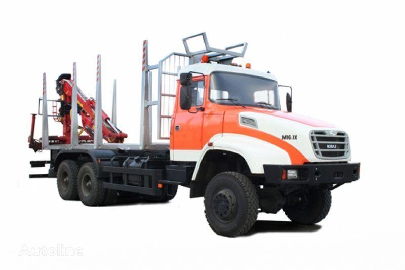 φορτηγό μεταφοράς ξυλείας KRAZ M16.1H
