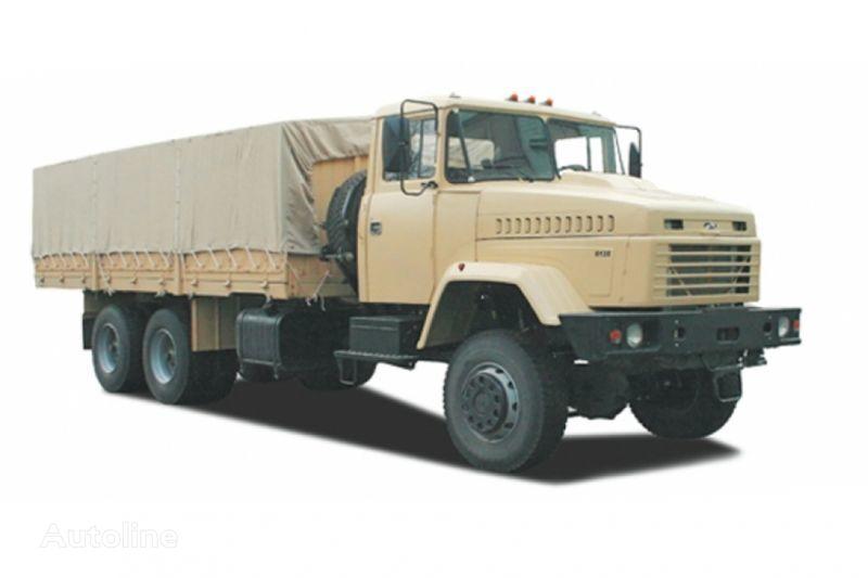 φορτηγό μουσαμάς KRAZ 6135V6