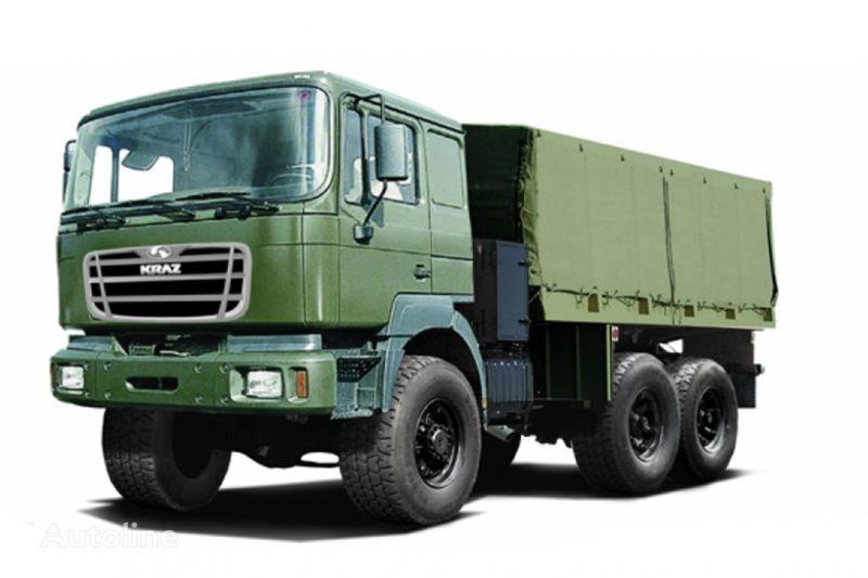 φορτηγό μουσαμάς KRAZ V12.2MEH