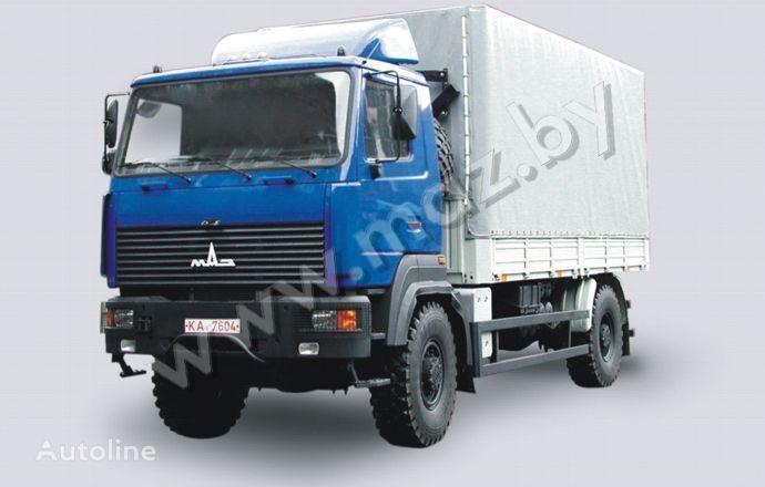 φορτηγό μουσαμάς MAZ 5309 Polnoprivodnyy
