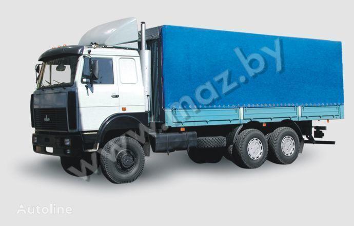 φορτηγό μουσαμάς MAZ 6317 (05, 08) Polnoprivodnyy