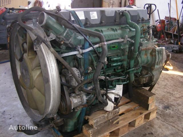 φορτηγό μουσαμάς VOLVO motor D13A 400/440/480 EURO 3