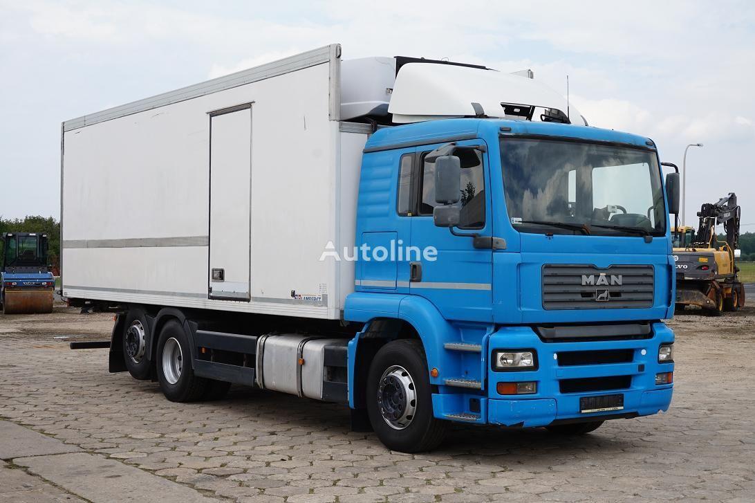 φορτηγό ψυγείο MAN TGA 26.313