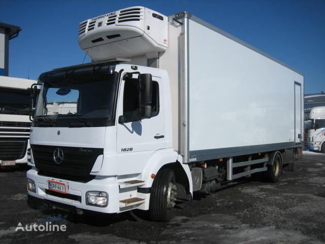 φορτηγό ψυγείο MERCEDES-BENZ Axor 1828 L 57