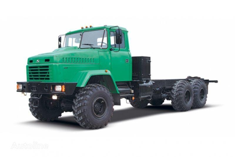 φορτηγό σασί KRAZ 6322