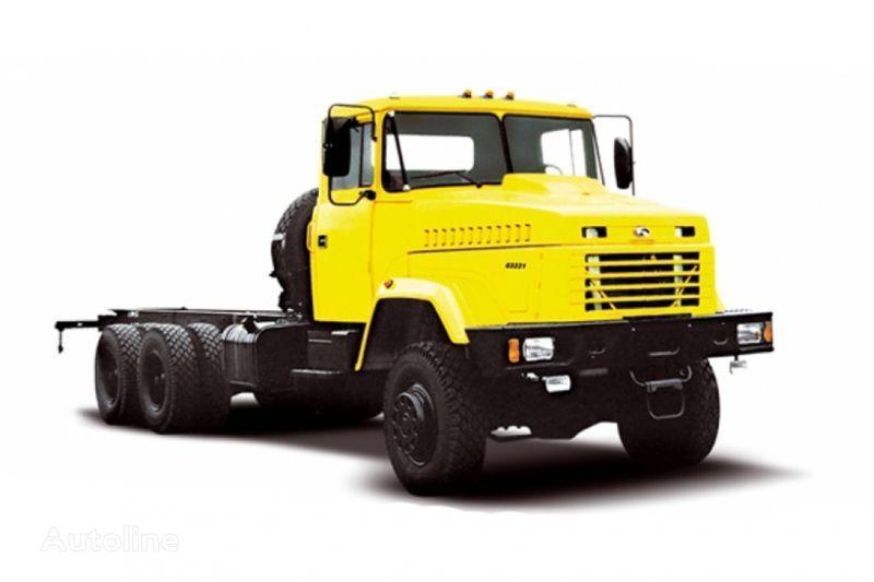 φορτηγό σασί KRAZ 63221 tip 2