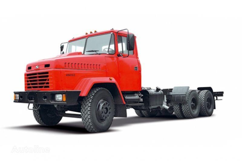 φορτηγό σασί KRAZ 65053