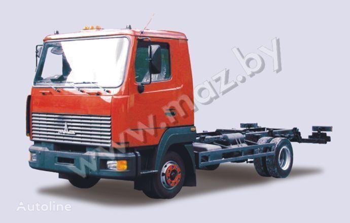 φορτηγό σασί MAZ 4371