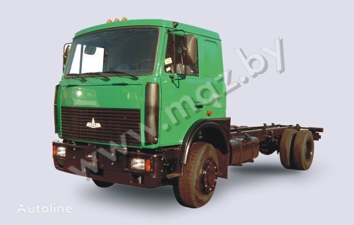 φορτηγό σασί MAZ 5336