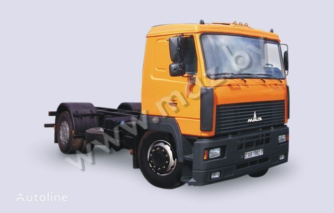 καινούριο φορτηγό σασί MAZ 5340 (A2, A3)