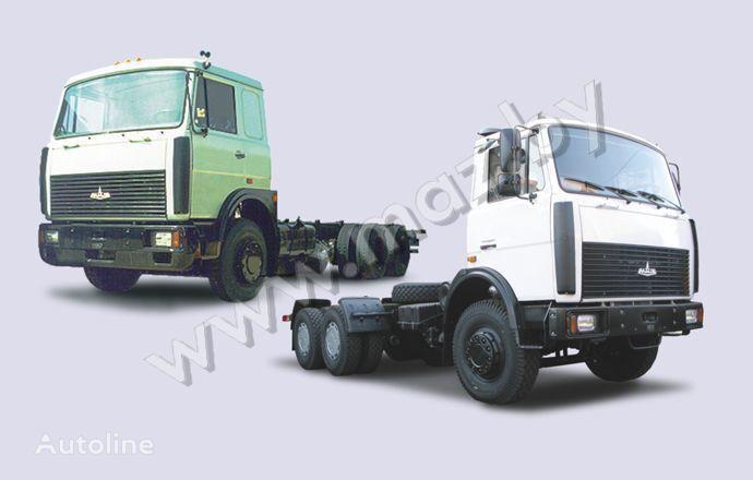 φορτηγό σασί MAZ 6303