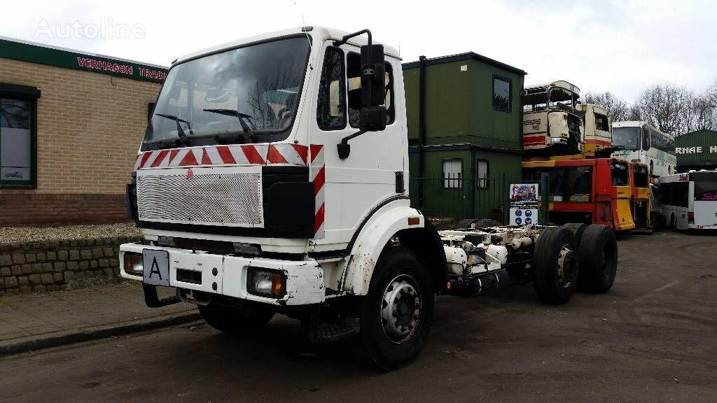φορτηγό σασί MERCEDES-BENZ 2524 L