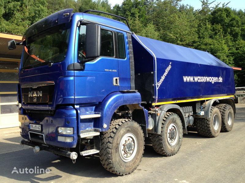 φορτηγό βυτίο MAN TGS 41.480
