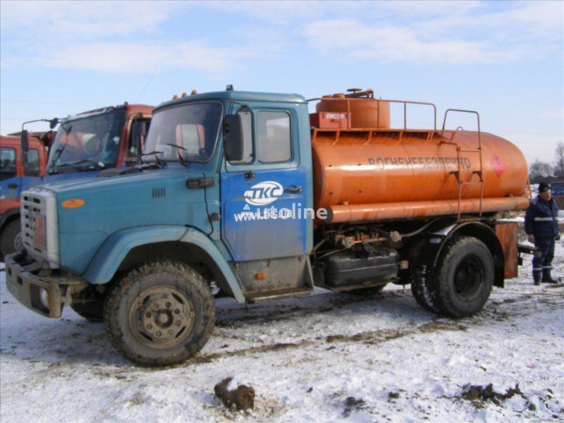 βυτιοφόρο φορτηγό μεταφοράς καυσίμου ZIL 4310