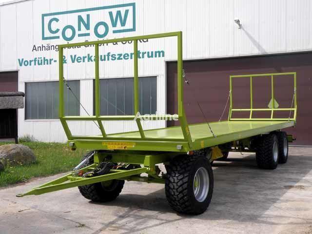 καινούρια αγροτική ρυμούλκα CONOW Ballentransportwagen
