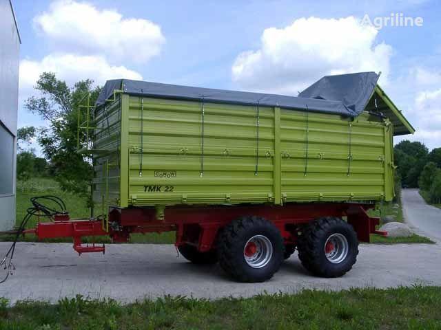 καινούρια αγροτική ρυμούλκα CONOW TMK 22 Universal