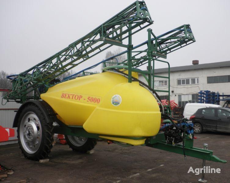 καινούριο αυτοκινούμενος ψεκαστήρας Vektor-5000/24