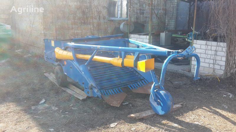 καινούρια εκριζωτική μηχανή γεωμήλων AGROMET Z-609