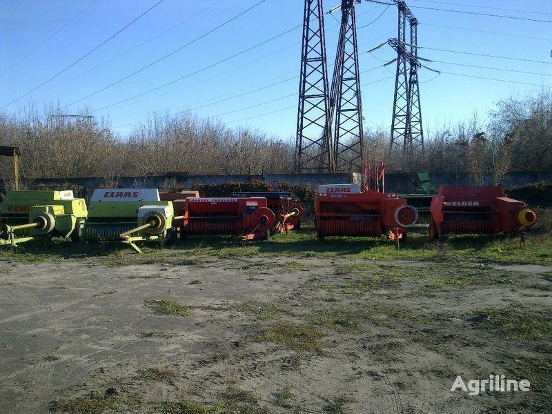 χορτοδετική μηχανή CLAAS John deere, Welger, Deutz-Fahr, mf, sipma, international,New hol