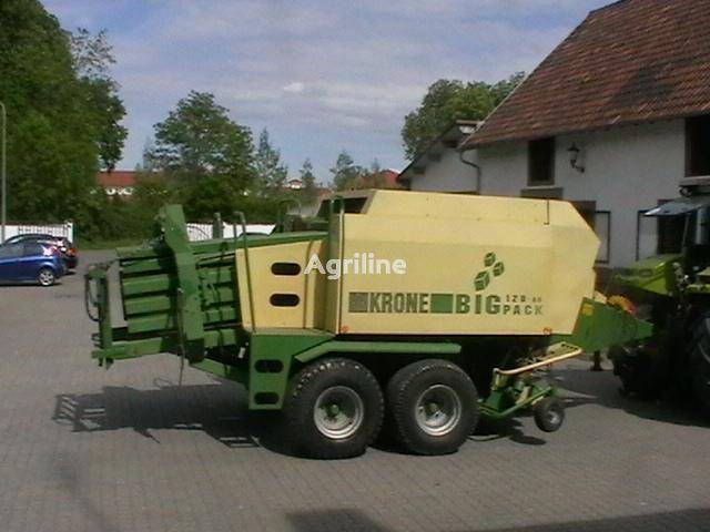 χορτοδετική μηχανή KRONE Big Pack 120-80 Big Cut
