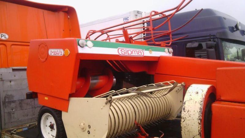 χορτοδετική μηχανή SIPMA Z- 224\2