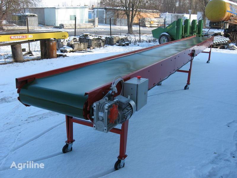 καινούριο μεταφορέας GRIMME 9 m