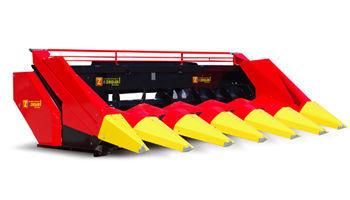 καινούρια θεριστική μηχανή καλαμποκιού ZIEGLER Corn Champion 8 ryadnaya
