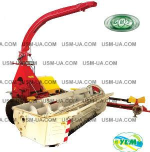 καινούρια θεριζοαλωνιστική μηχανή ζωοτροφής Belotserkovmash Kombayn pricepnoy furazhnyy KPF 2,4