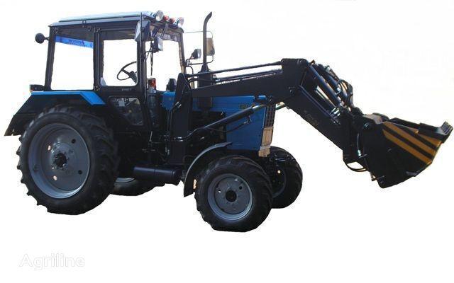 τροχοφόρο τρακτέρ Frontalnyy chelyustnoy BAM-2021 na traktore MTZ