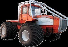τροχοφόρο τρακτέρ HTA-200-07