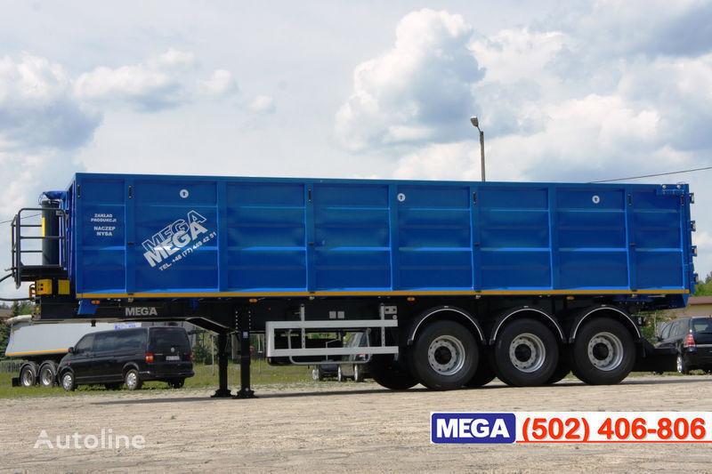 καινούριο ημιρυμουλκούμενο φορτηγό μεταφοράς σιτηρών MEGA 38/10200 KD pama k tyagachu 6x4