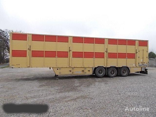 ημιρυμουλκούμενο όχημα μεταφοράς ζώων PEZZAIOLI