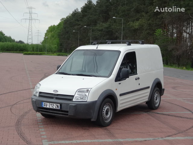 κλούβα FORD TRANSIT CONNECT 220