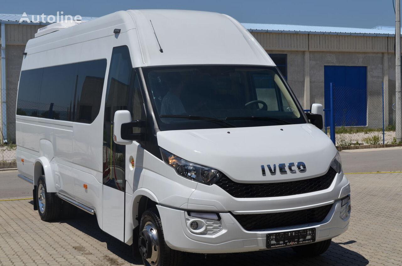 καινούριο μικρό επιβατικό λεωφορείο IVECO Daily 60C17H