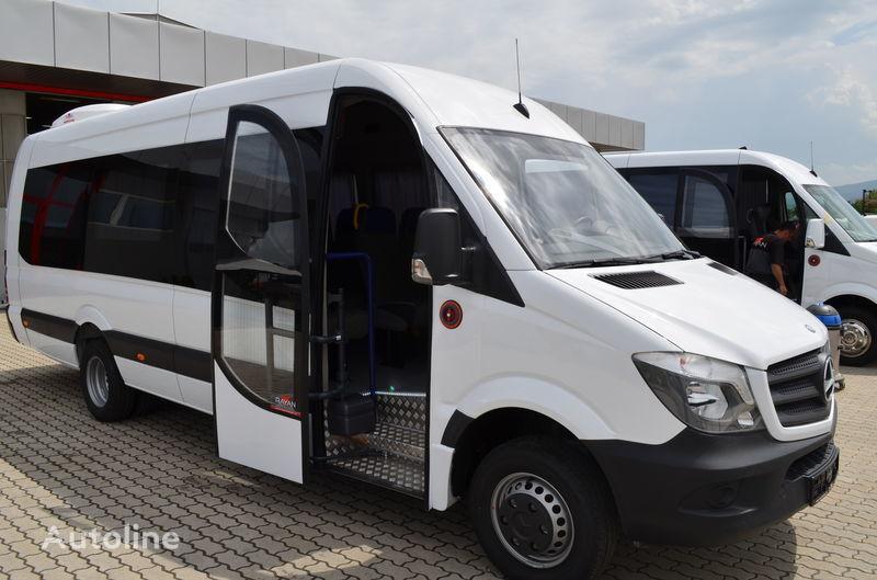 καινούριο μικρό επιβατικό λεωφορείο MERCEDES-BENZ SPRINTER 516 CDI - RAYAN SERBIA