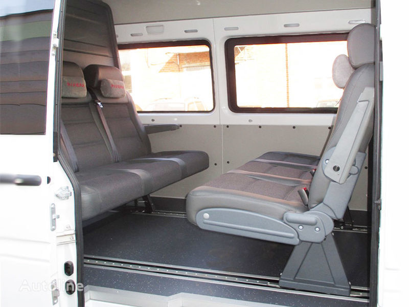 καινούριο μικρό επιβατικό λεωφορείο MERCEDES-BENZ Sprinter